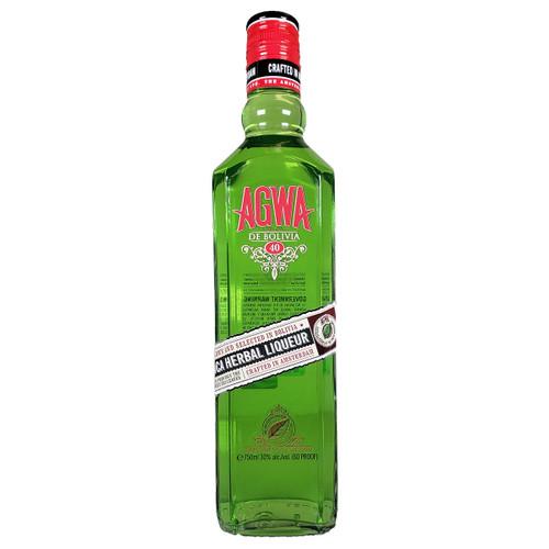 Agwa de Bolivia Coca Liqueur