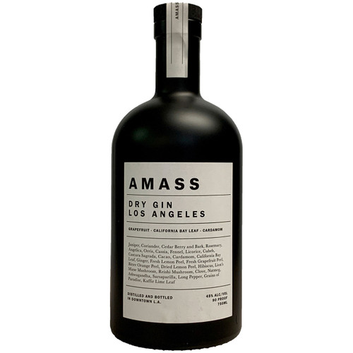 Amass Dry Gin Los Angeles