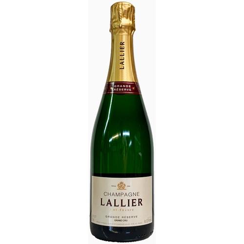 Lallier Grande Reserve Grand Cru Champagne