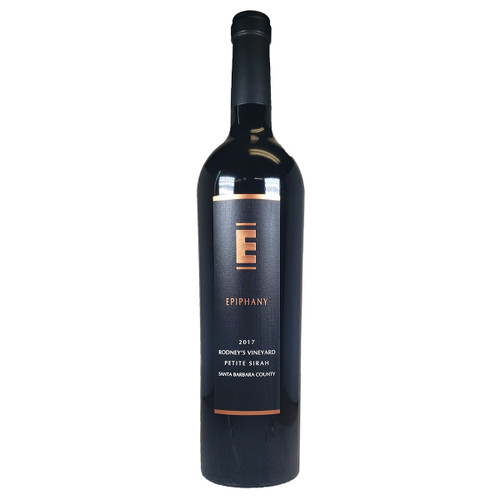 Epiphany 2017 Rodney's Vineyard Petite Sirah