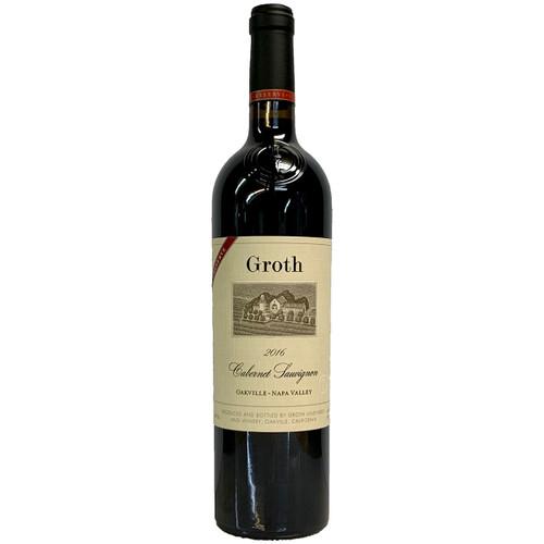 Groth 2016 Reserve Cabernet Sauvignon