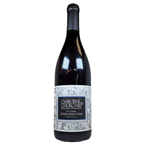 Claiborne and Churchill 2017 Classic Estate Pinot Noir