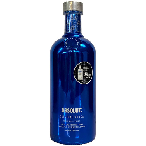 Absolut Vodka - Red, White, & Blue Limited Edition Bottle