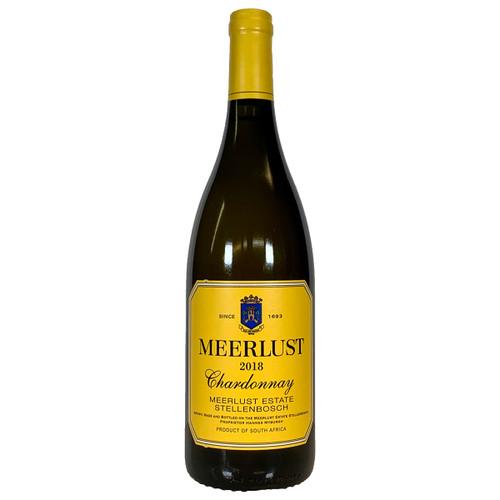 Meerlust 2018 Chardonnay