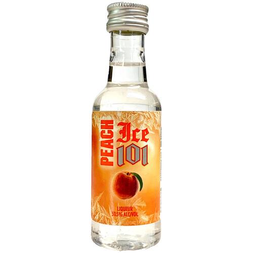 Ice 101 Peach Liqueur 50ML