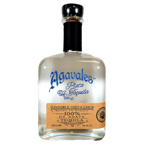 Agavales Plata Tequila 1.75L