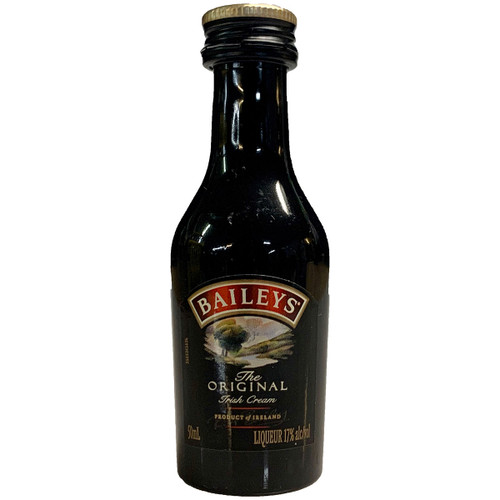Baileys Irish Cream Liqueur 50ML