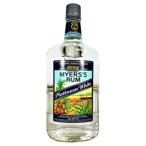 Myers Platinum White Rum 1.75L
