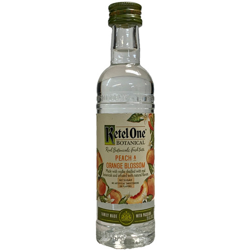 Ketel One Peach & Orange Blossom Vodka 50ML