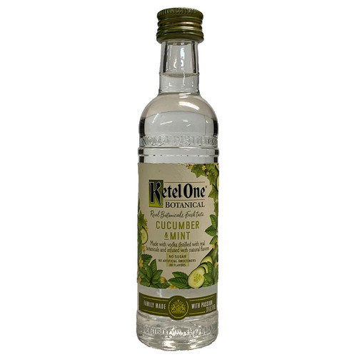 Ketel One Cucumber & Mint Infused Vodka 50ML
