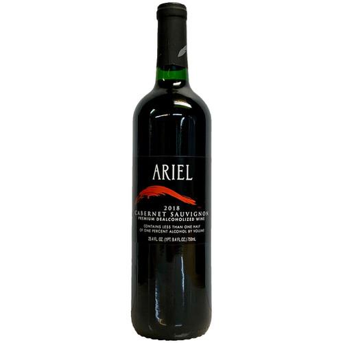 Ariel 2018 Cabernet Sauvignon Non-Alcoholic