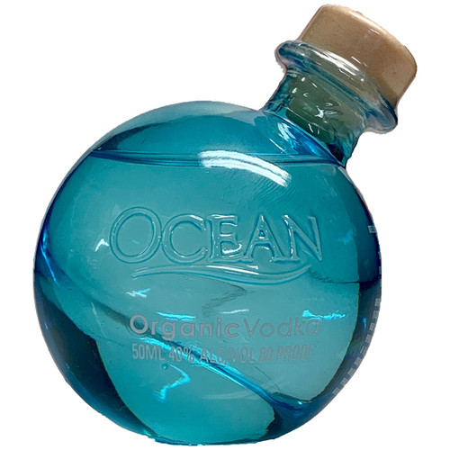 Ocean Organic Hawaiian Sugar Cane Vodka 50ML