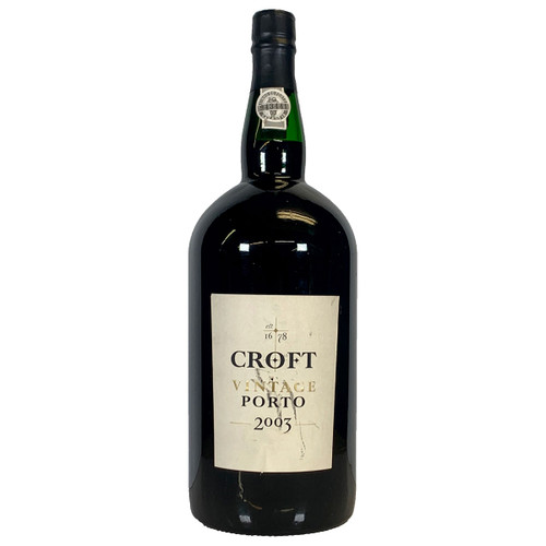 Croft 2003 Vintage Port 1.5L