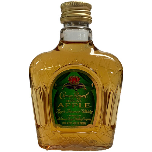 Crown Royal Regal Apple Canadian Whisky 50ML