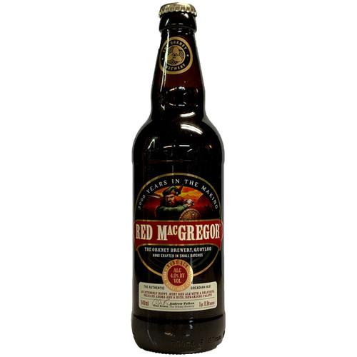 Orkney Red MacGregor Ruby Ale