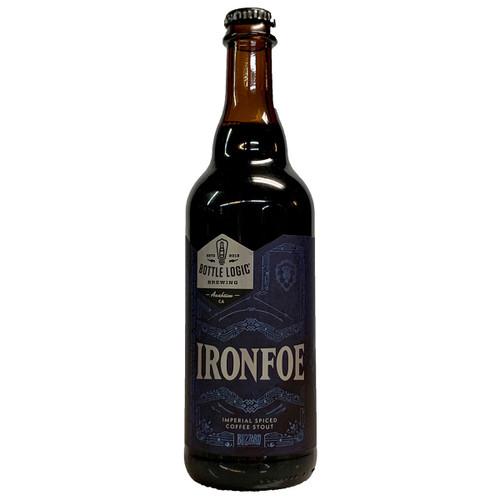 Bottle Logic Mak'Gora Bourbon Barrel Aged Strong Ale