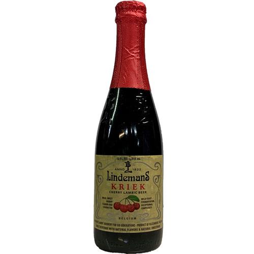 Lindemans Kriek Cherry Lambic Beer 355ML