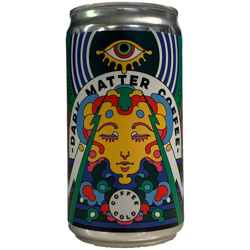 Dark Matter Coffee Brown Acid Cold Brew Can