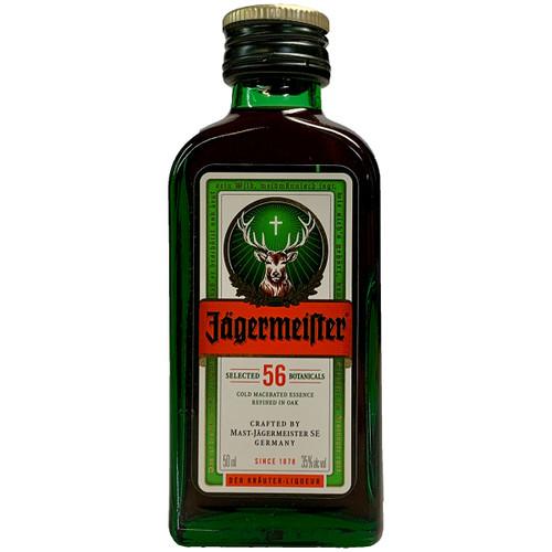 Jagermeister Black Licorice Liqueur 50ML