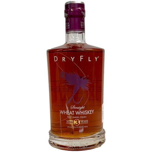 Dry Fly Port Finished Bourbon Whiskey