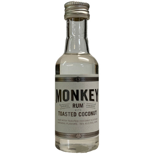 Monkey Rum Toasted Coconut Rum 50ML