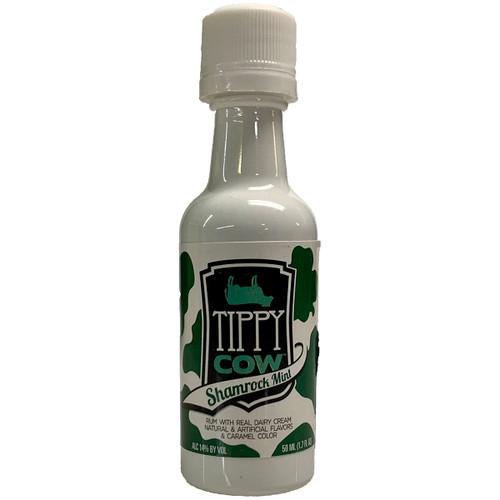 Tippy Cow Shamrock Mint Rum Cream 50ML