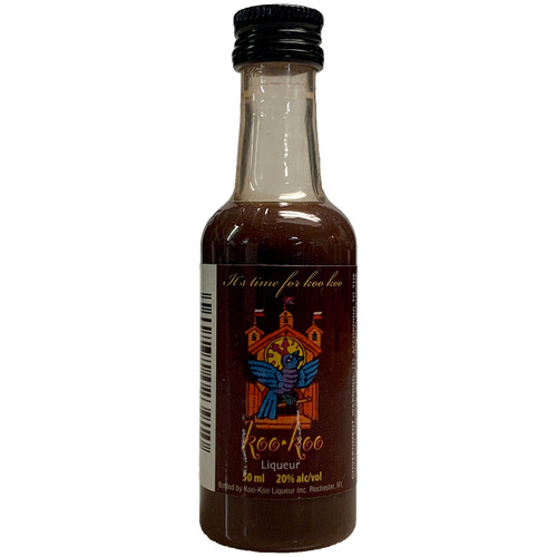 Koo Koo Dark Chocolate Liqueur 50ML