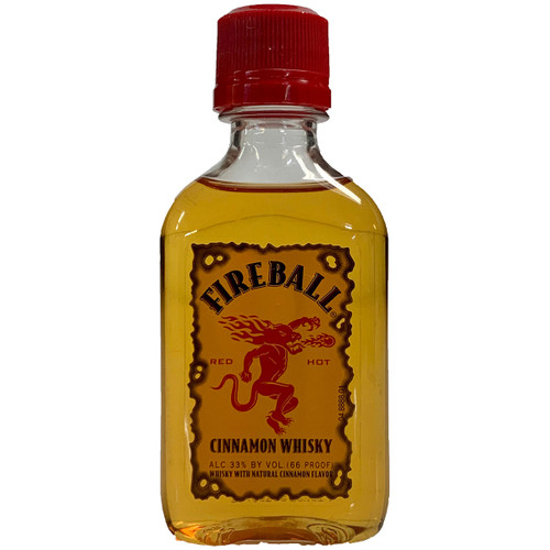 Fireball Cinnamon Flavored Whisky 50ML