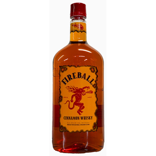 Fireball Cinnamon Whisky Flavored  1.75L