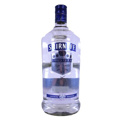 Smirnoff Blueberry Vodka 1.75L