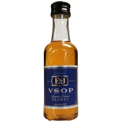 E & J VSOP Brandy 50ML