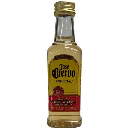 Jose Cuervo Especial Gold Tequila 50ML