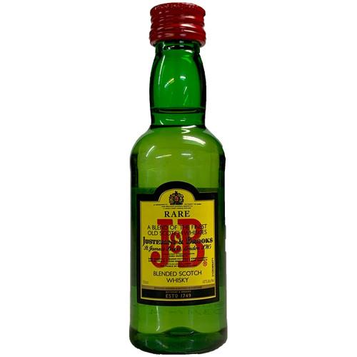 J & B Scotch Whisky 50ML