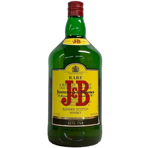 J & B Scotch Whisky 1.75L