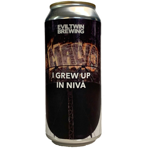 Evil Twin I Grew Up In Niva IPA Can