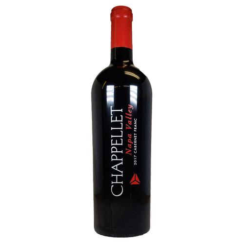 Chappellet 2017 Cabernet Franc