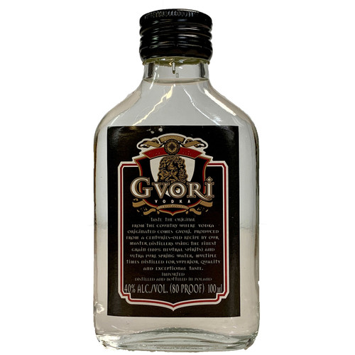 Gvori Polish Vodka 100ML