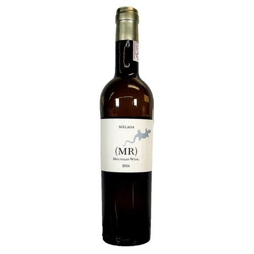 Molino Real 2014 Malaga MR Mountain Wine