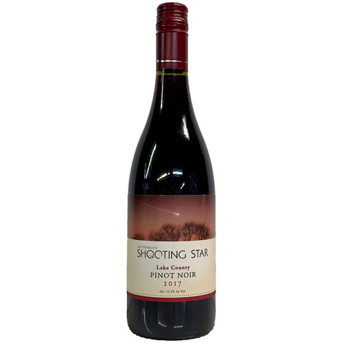 Shooting Star 2017 Lake County Pinot Noir