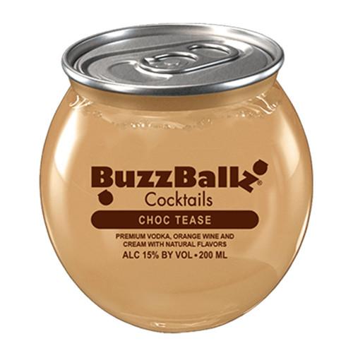 Buzzballz Choc Tease 200ML