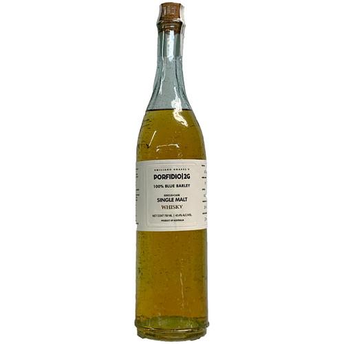 Porfidio|2G 100% Bule Barley Single Malt Whisky