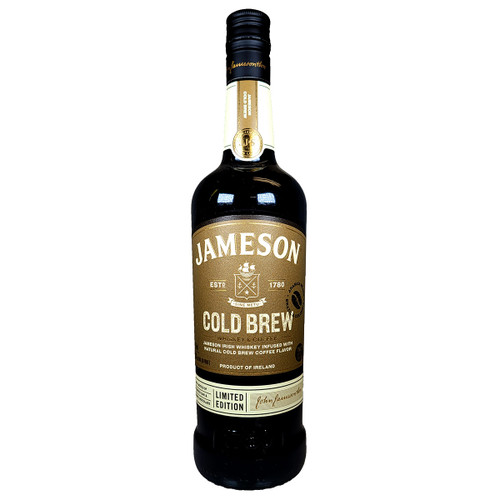 Jameson Cold Brew Whiskey & Coffee Limited Edition