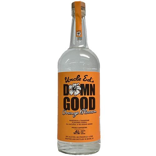 Uncle Ed's Damn Good Orange Blossom Vodka