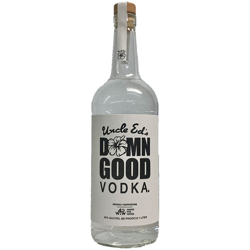 Uncle Ed's Damn Good Vodka