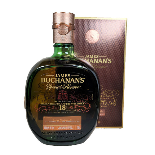 Buchanans 18 Year Special Reserve Blended Scotch