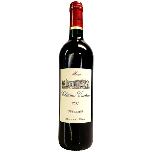 Chateau Castera 2011 Medoc