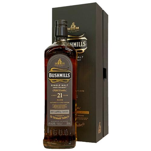 Bushmills 21 Year Irish Whiskey