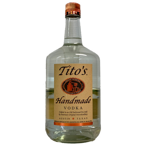 Tito's Small Batch Vodka 1.75L