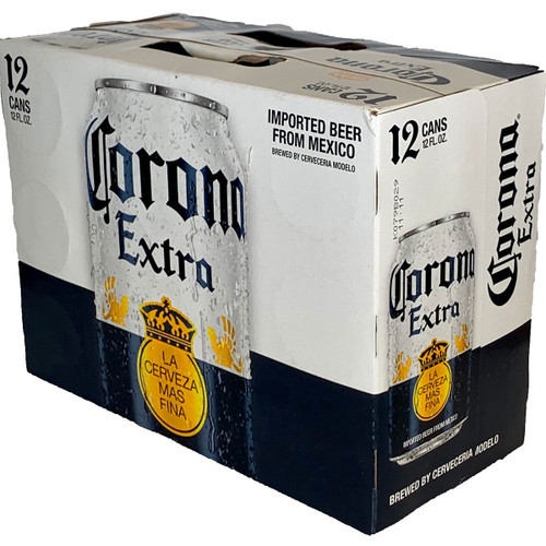 Corona Extra 12-Pack Can