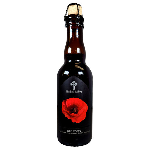 Lost Abbey Red Poppy Sour Cherry Brown Ale